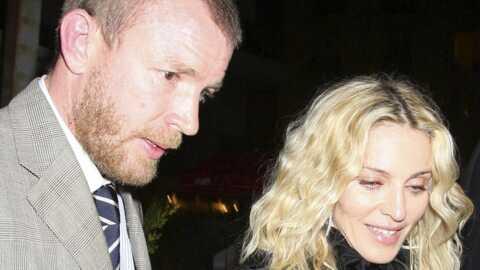 Madonna: coup de fil à Guy Ritchie pour calmer le jeu