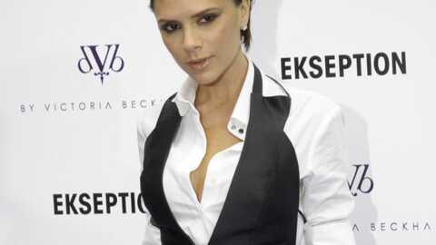 Victoria Beckham: égérie pour Emporio Armani en 2009