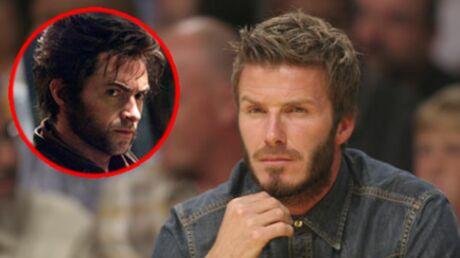 David Beckham: sa barbe va lui servir pour Halloween