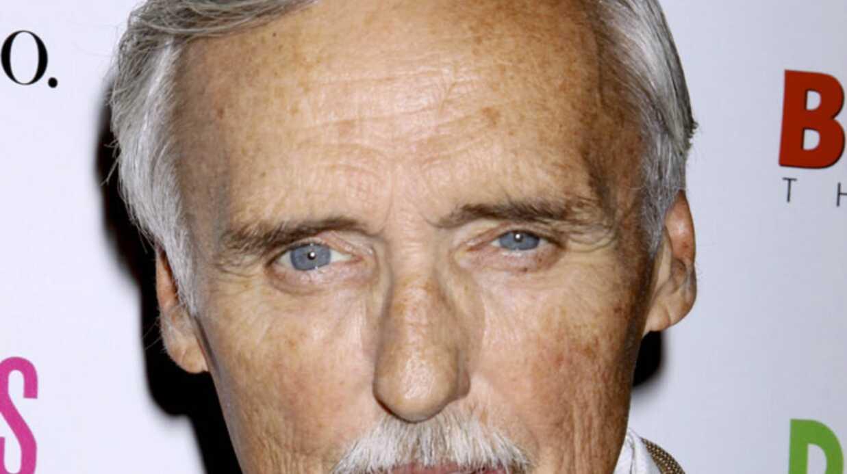 Dennis Hopper souffre d'un cancer de la prostate