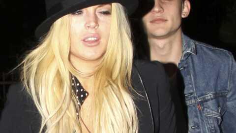 Lindsay Lohan: flirt avec un mannequin?