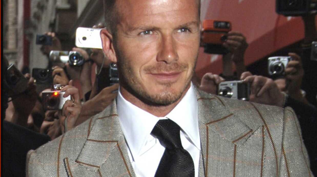 David Beckham  dans des livres pour enfants
