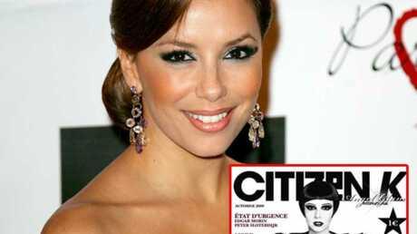 Eva Longoria méconnaissable pour Citizen K