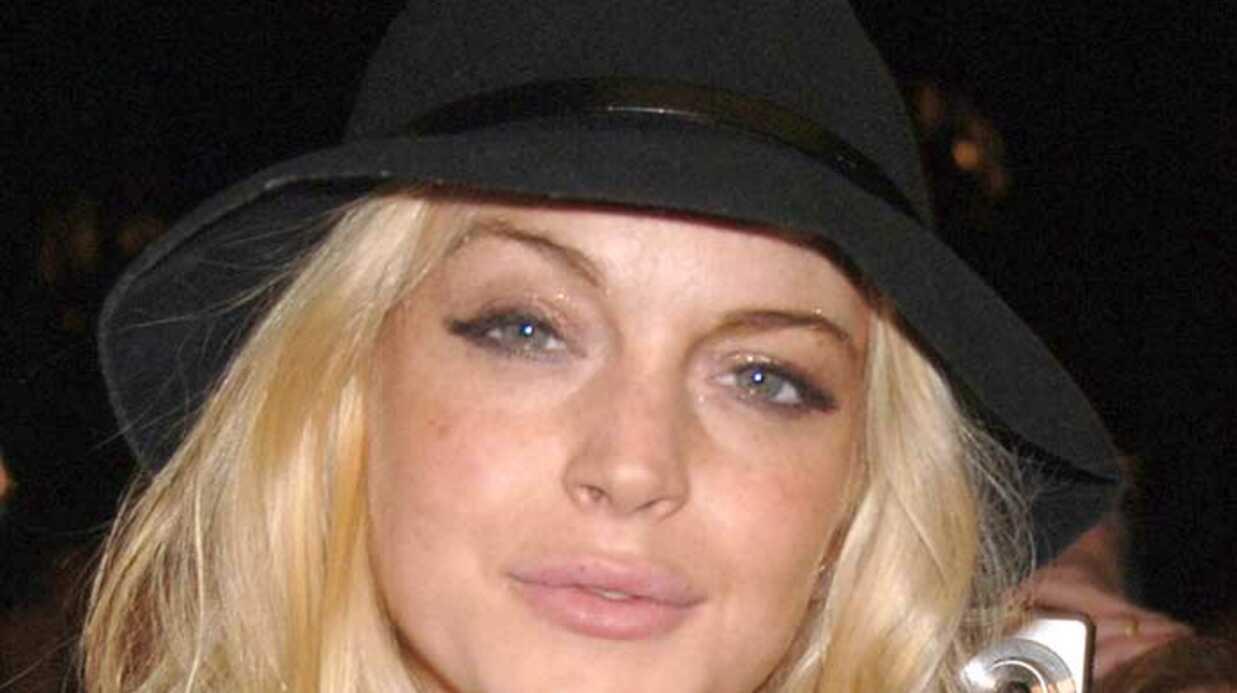 Lindsay Lohan cherche des amis sur Twitter