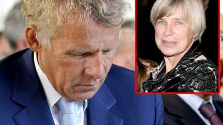 Patrick Poivre d'Arvor et sa femme Véronique divorcent