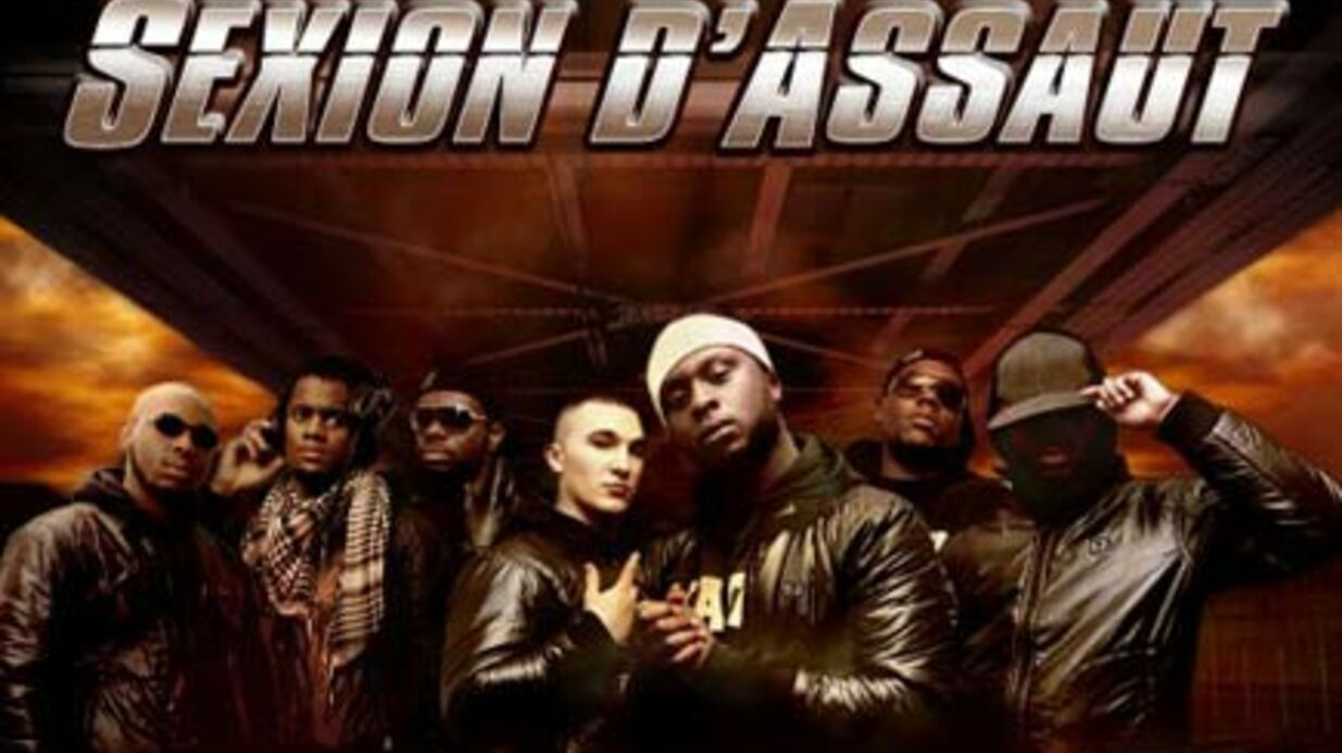 Sexion d'As­saut main­te­nus au MTV EMA
