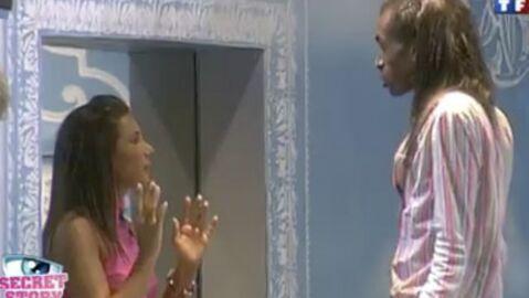 Secret Story 3: Sabrina démonte Bruno