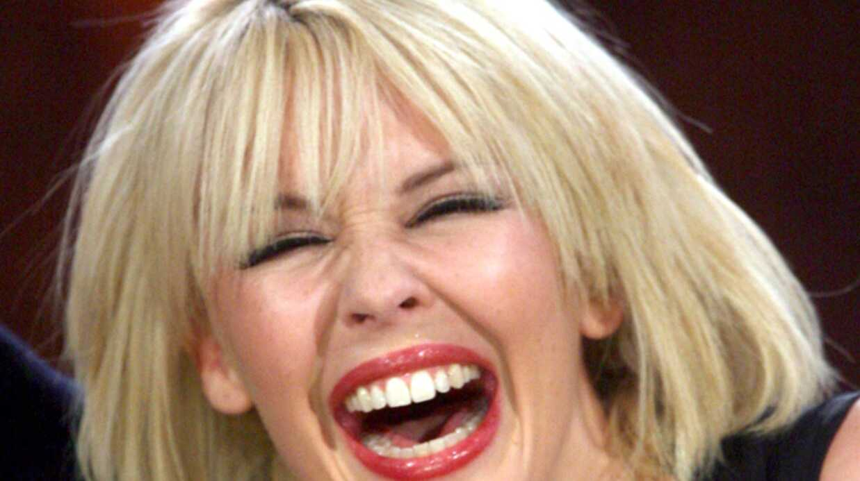 Kylie Minogue Honneur royal!