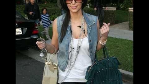 LOOK  Kim Kardashian, son style détonne!