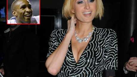 Paris Hilton fait tourner la tête d'un footballeur anglais