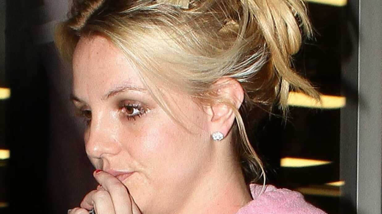 PHOTO Brit­ney Spears de mariage ce week-end