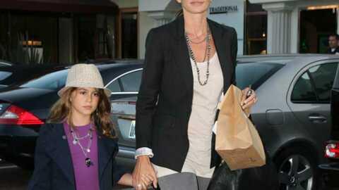 LOOK Cindy Crawford et sa fille: parfaites fashionistas