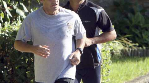 Nicolas Sarkozy:  vacances sous haute surveillance