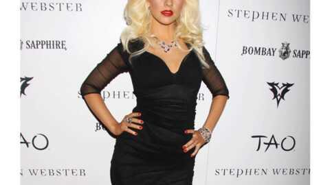 LOOK Christina Aguilera ou Betty Boop en blonde