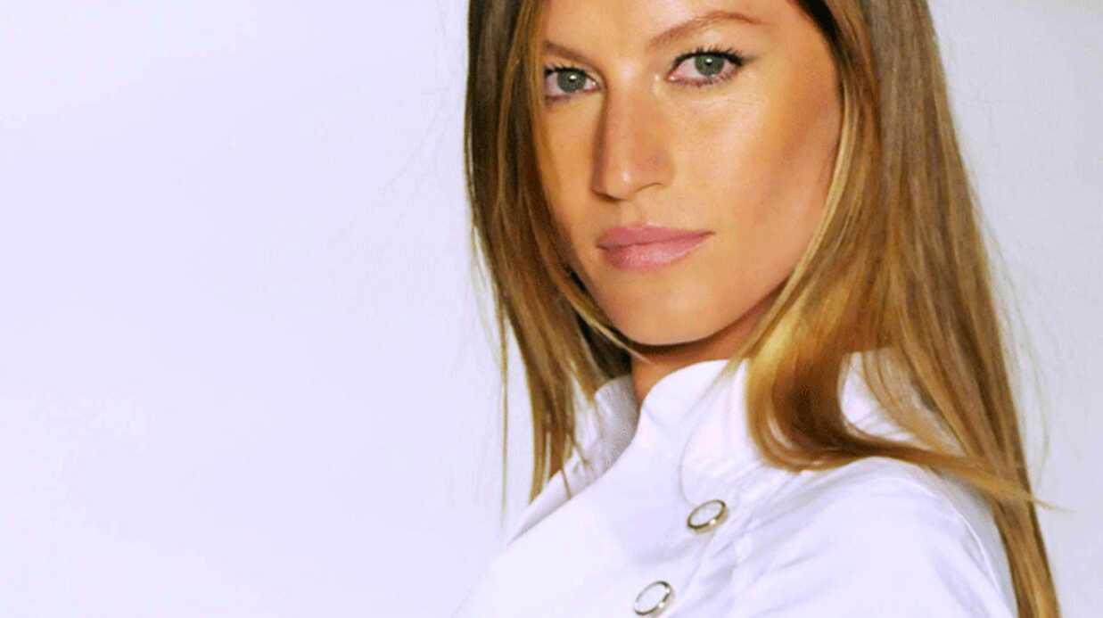 Gisele Bundchen toujours le top model le mieux payé au monde