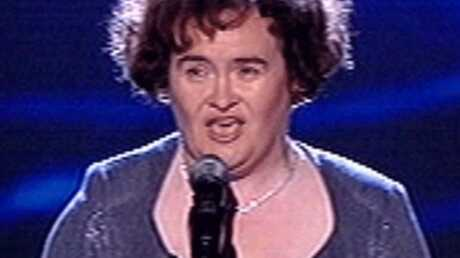 VIDEO Echec en finale pour Susan Boyle