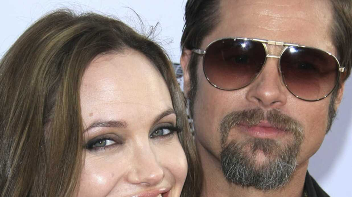 PHOTOS Brad Pitt Angelina Jolie et leurs enfants à la plage