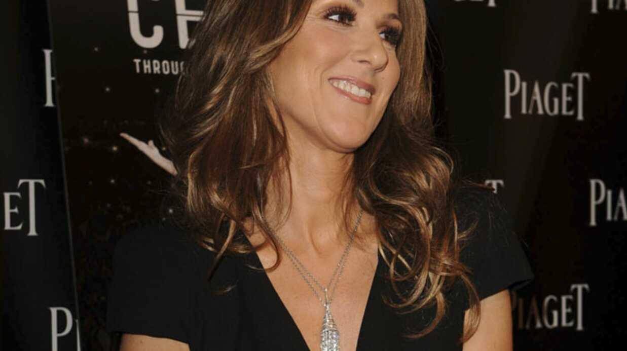 Céline Dion: enceinte de jumeaux