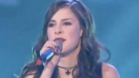 VIDEO La gagnante de l'Eurovision nue dans un feuilleton