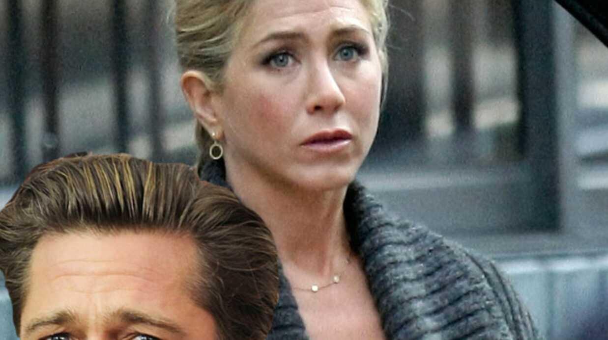 Brad Pitt et Jennifer Aniston ensemble face à la mort