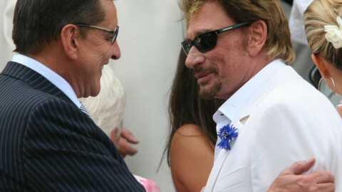 Johnny Hallyday: altercation avec J-C Camus à l'Olympia