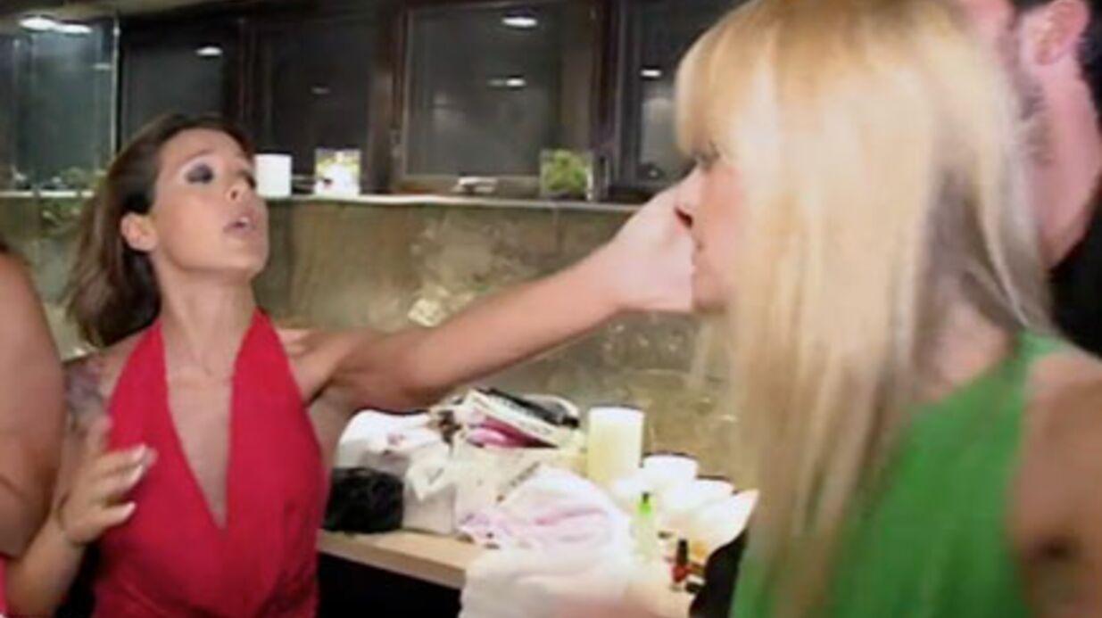 Les Anges de la télé-réalité 2: gros clash Caroline-Daniela