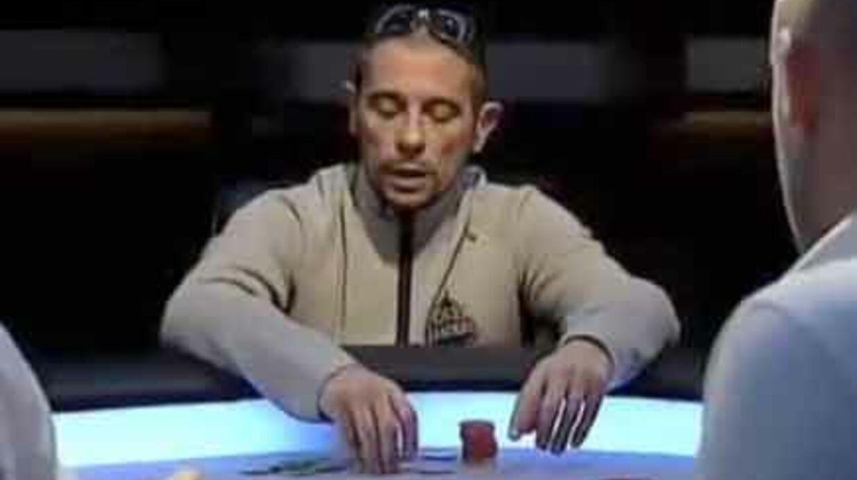 Kool Shen perd ses nerfs à une partie de poker