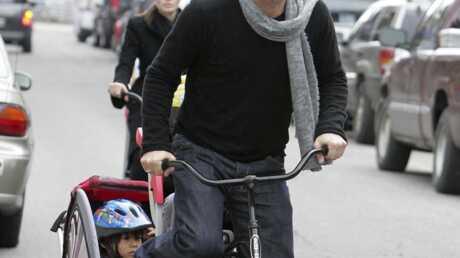 Brad Pitt vantera les mérites du vélib' aux Etats-Unis