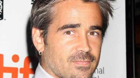 Colin Farrell: papa d'un petit garçon