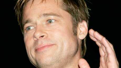 Brad Pitt La fête avec Bono