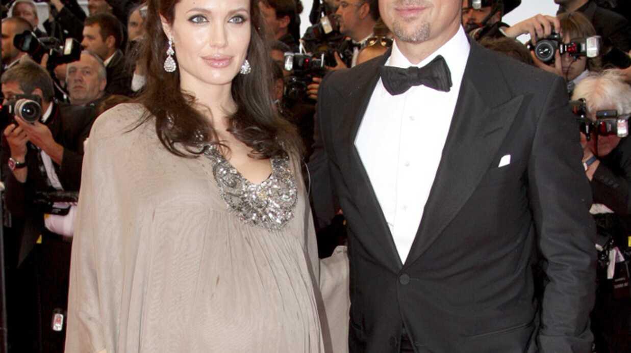 Les jumeaux de Brad Pitt et Angelina Jolie à la une de People