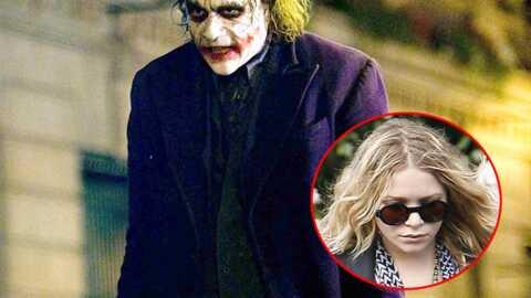 Mary Kate Olsen rend un dernier hommage à Heath Ledger