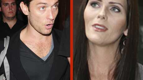 Jude Law et Samantha Burke: une liaison courte et intense