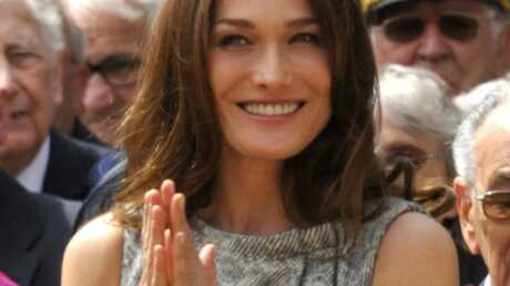Carla Bruni-Sarkozy: son style distingué par Vanity Fair