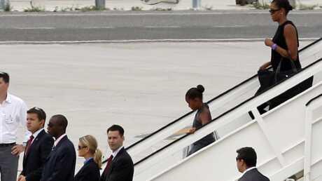 photo-michelle-obama-et-sa-fille-arrivent-en-espagne
