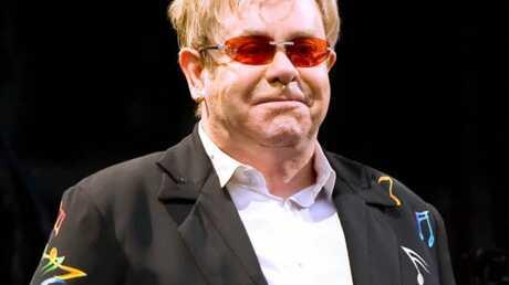 Elton John: son concert sous haute protection