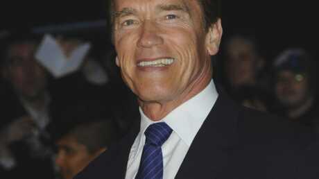 Arnold Schwarzenegger Chevalier de la légion d'honneur