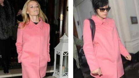 LOOK Lily Allen et Reese Witherspoon portent le même manteau