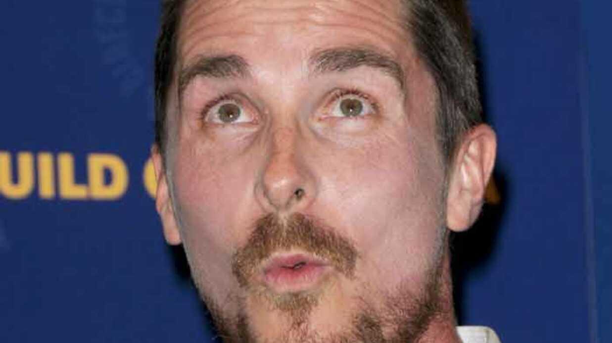 VIDEO Christian Bale: ses insultes remixées en chanson
