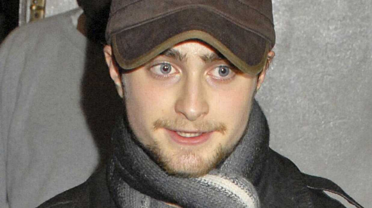 Harry Potter: Daniel Radcliffe trop jeune pour picoler