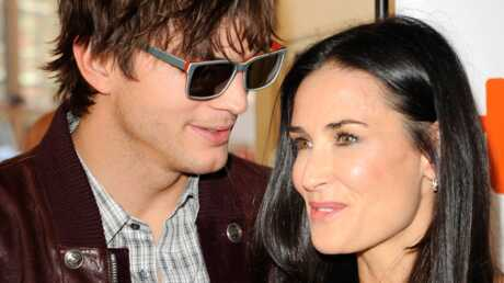 Ashton Kutcher adore détester sa femme Demi Moore