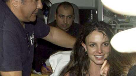 Britney Spears Elle a quitté l'hôpital