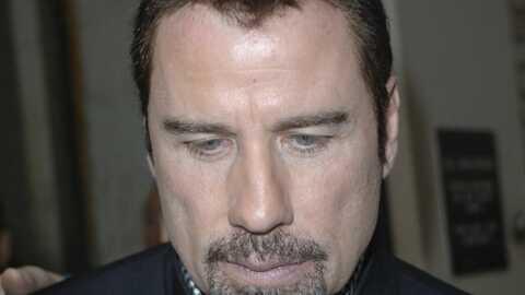 John Travolta dévasté par la mort de son fils