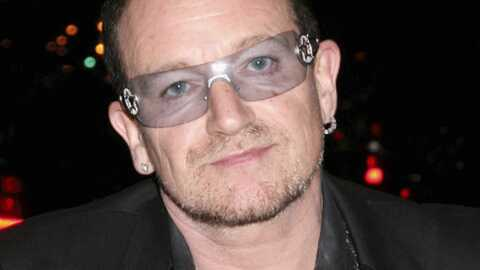 Bono veut lutter contre le piratage sur le Net