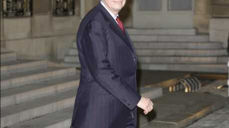 Frédéric Mitterrand est sorti de l'hôpital