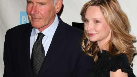 Calista Flockhart gênée par sa différence d'âge avec Harrison Ford