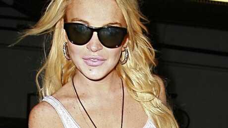Lindsay Lohan officiellement sortie de rehab