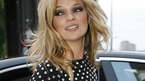 Les cheveux de Kate Moss ont été vendus aux enchères