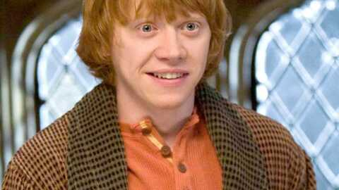 Harry Potter: Rupert Grint atteint par la grippe A