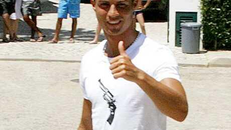 Cristiano Ronaldo dit être papa sur Twitter